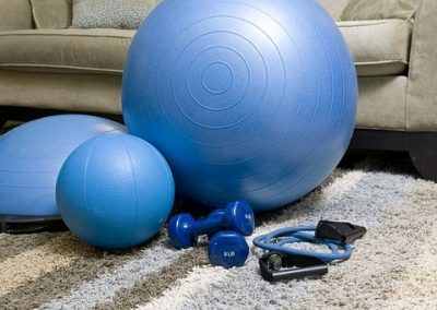 Benefits of Exercise in Assisted Living