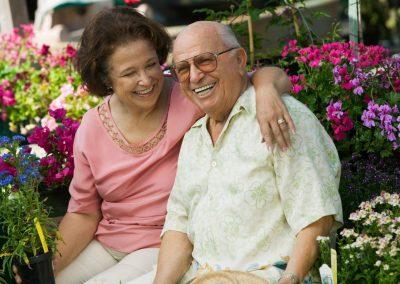 Celebrating National Senior Citizens Day