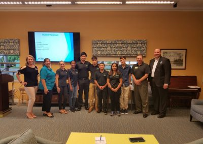 East Ridge Partners with Local School for Intergenerational Initiative