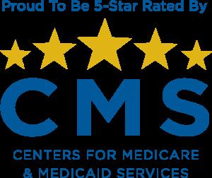CMS 5-star Logo